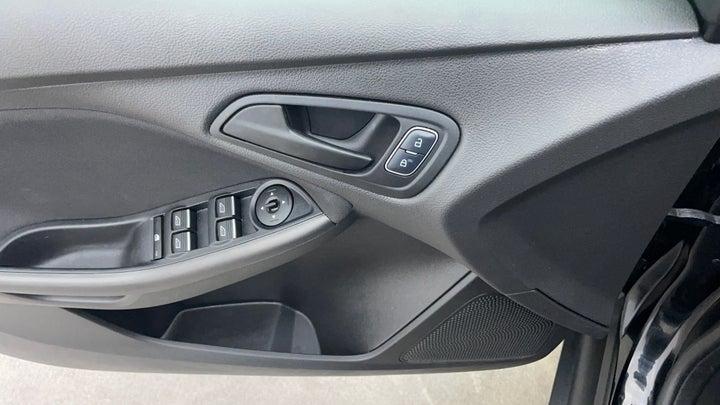 Ford Focus-Driver Side Door Panels Controls