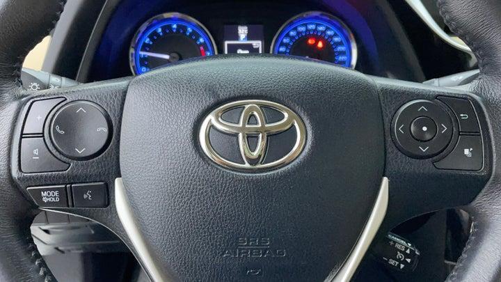 Toyota Corolla-Drivers Control