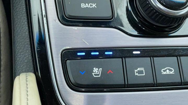 Hyundai Centennial-Ventilated Seats