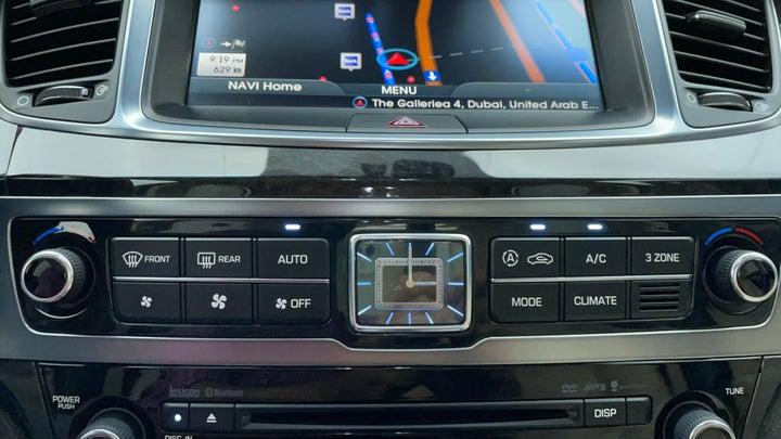 Hyundai Centennial-Automatic Climate Control