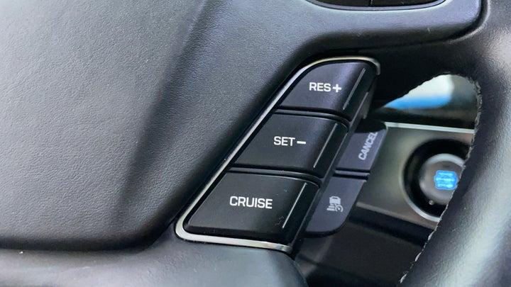 Hyundai Centennial-Cruise Control