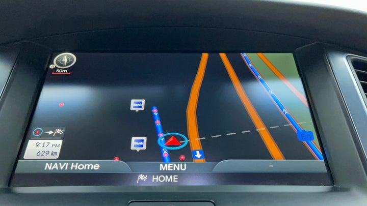 Hyundai Centennial-Navigation System