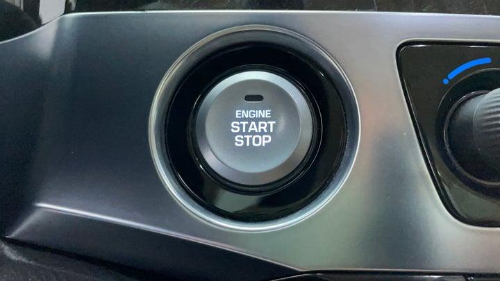 Hyundai Centennial-Key-less Button Start