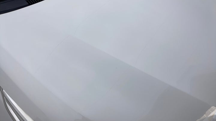 Toyota Yaris-Bonnet/Hood Panel  Minor Scratches