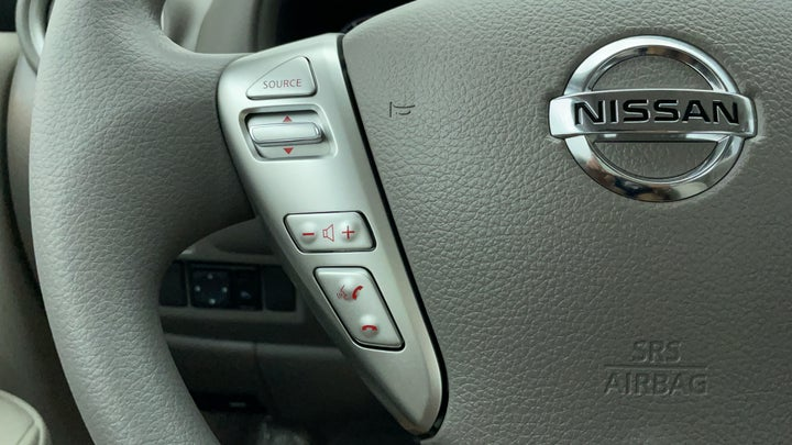 Nissan Sunny-Driver Assistance Functions