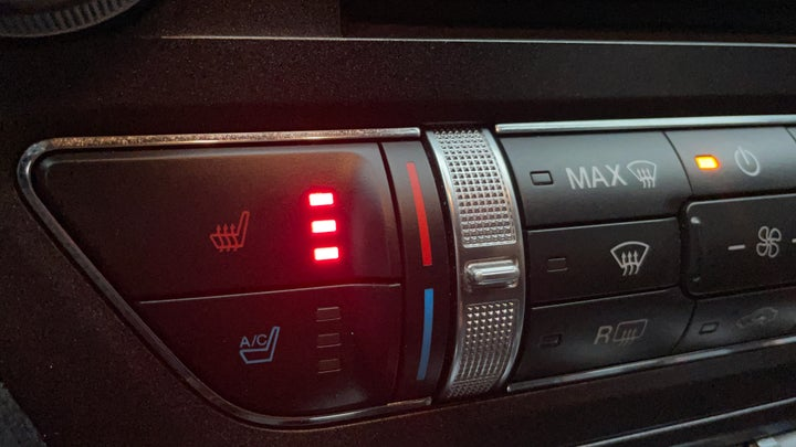 Ford Mustang-Heated Seats