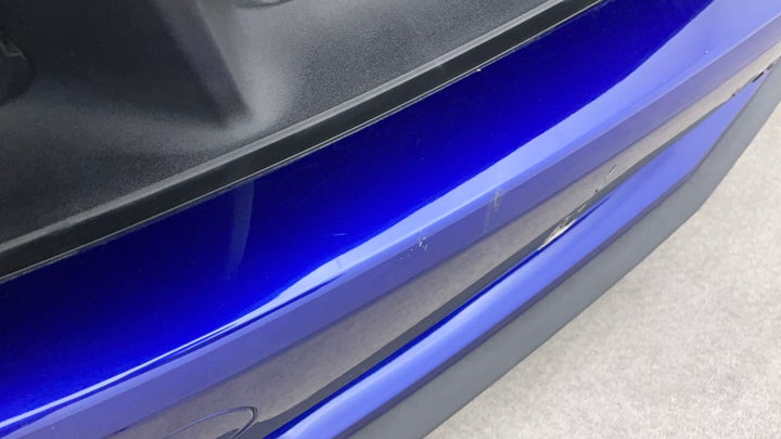 Ford Mustang-Bumper Front Bumper Minor Scratches