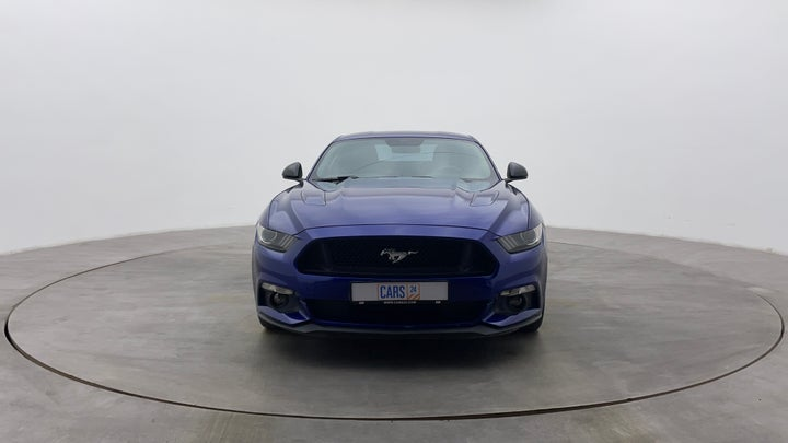 Ford Mustang-Front View