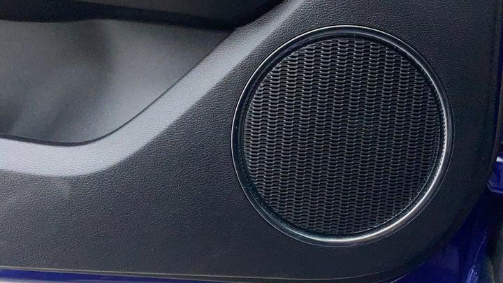 Ford Mustang-Speakers