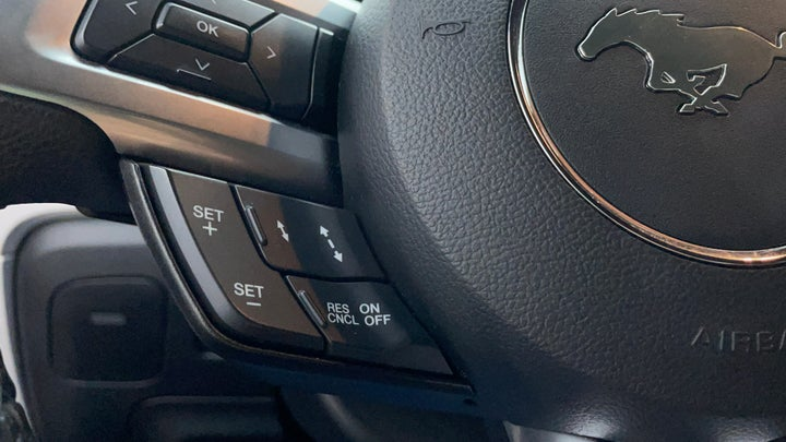 Ford Mustang-Cruise Control