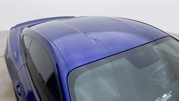 Ford Mustang-Roof/Sunroof View