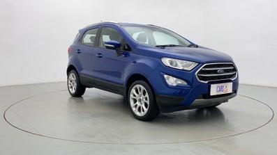 2018 Ford Ecosport 1.5 TITANIUM PLUS TI VCT AT