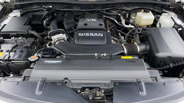 Nissan Patrol-Engine Bonet View