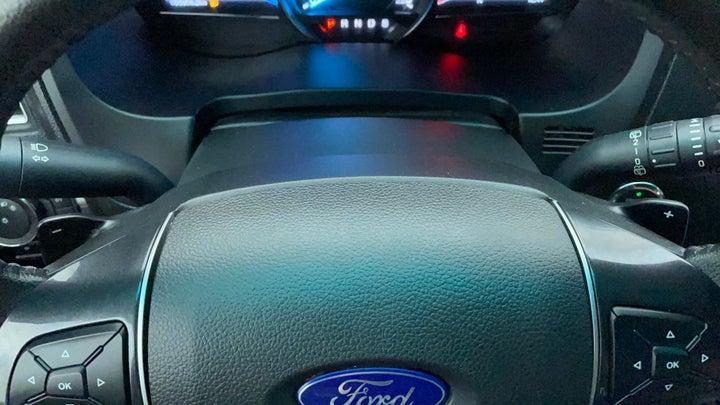 Ford Explorer-Paddle Shift