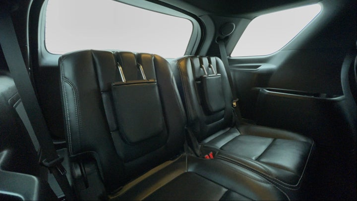 Ford Explorer-Third Seat Row