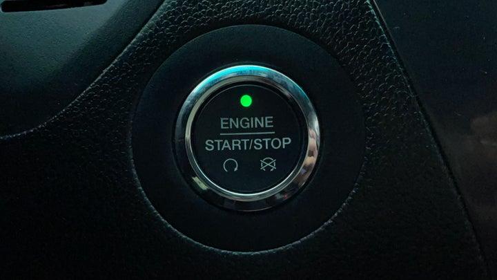 Ford Explorer-Key-less Button Start