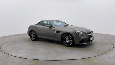 2018 Mercedes Benz SLC null