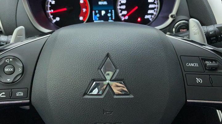 Mitsubishi Eclipse Cross-Paddle Shift