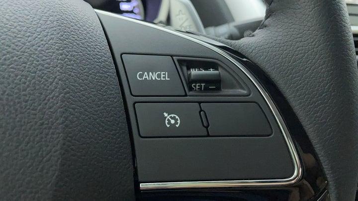 Mitsubishi Eclipse Cross-Cruise Control
