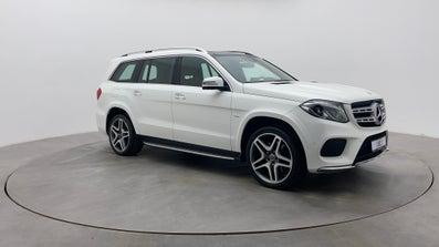 2018 Mercedes Benz GLS 400 null