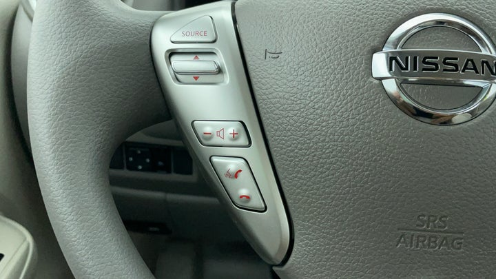 Nissan Sunny-Drivers Control