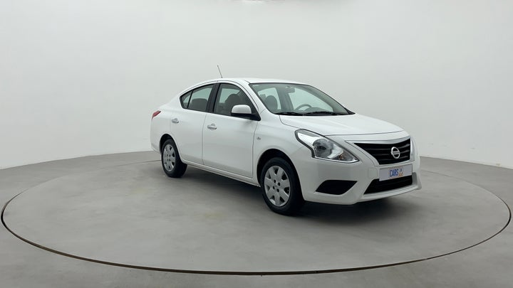 Nissan Sunny-Front Left