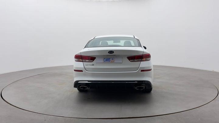Kia Optima-Back/Rear View