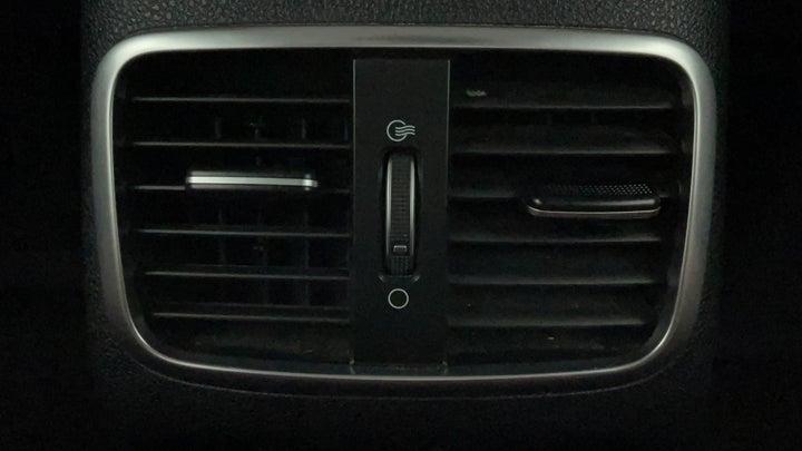Kia Optima-Rear AC Vents