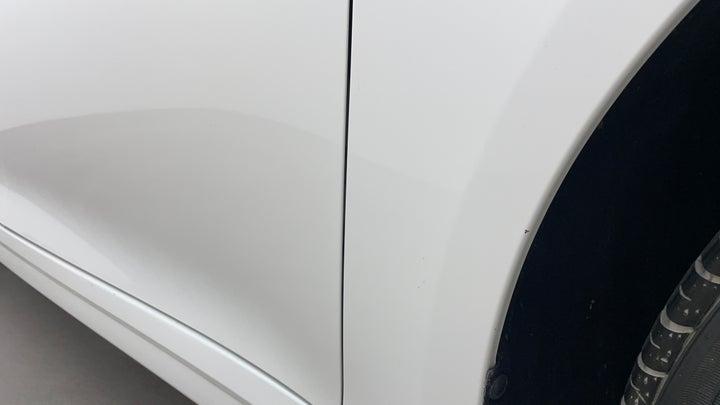 Kia Optima-Bumper Front Bumper Minor Scratches