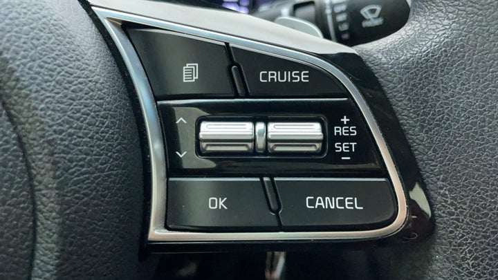 Kia Optima-Cruise Control