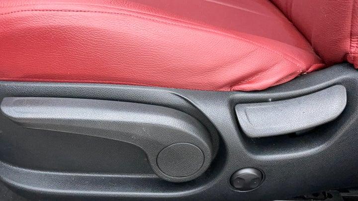 Kia Optima-Driver Side Adjustment Panel