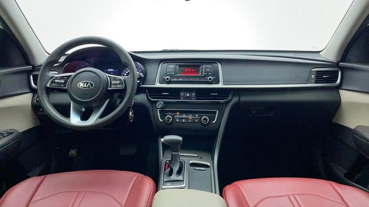 Kia Optima-Dashboard View