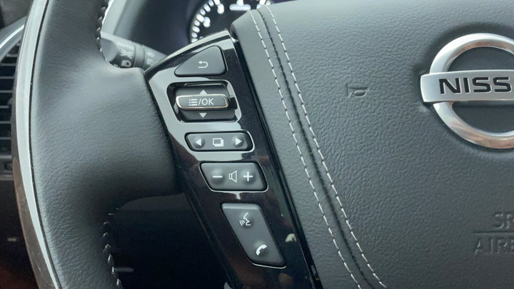 Nissan Patrol-Drivers Control