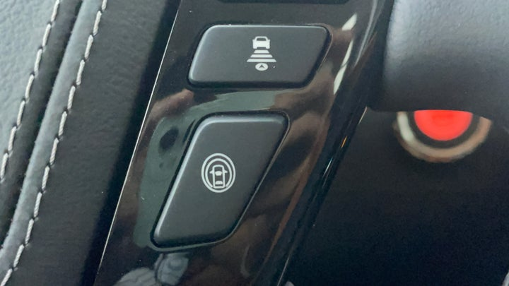 Nissan Patrol-Driver Assistance Functions