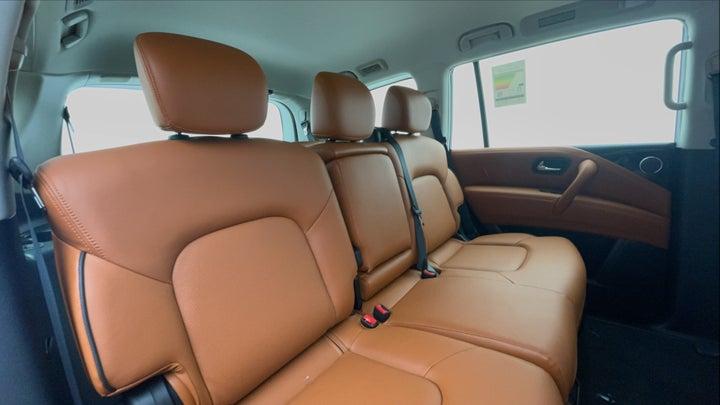 Nissan Patrol-Right Side Door Cabin View