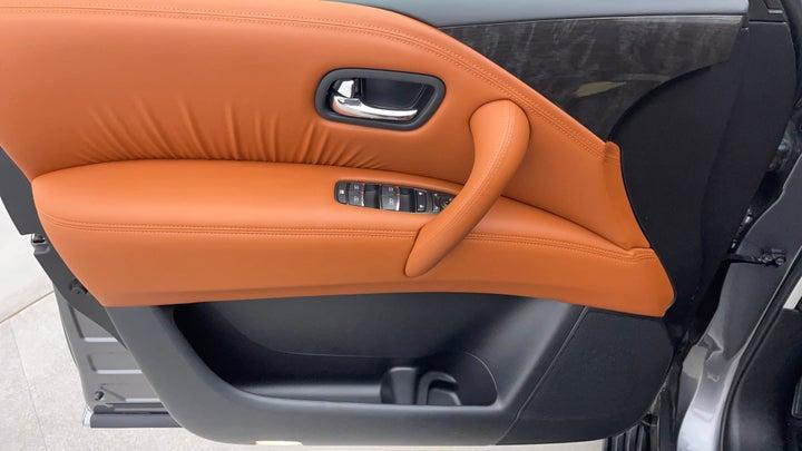 Nissan Patrol-Driver Side Door Panels Controls