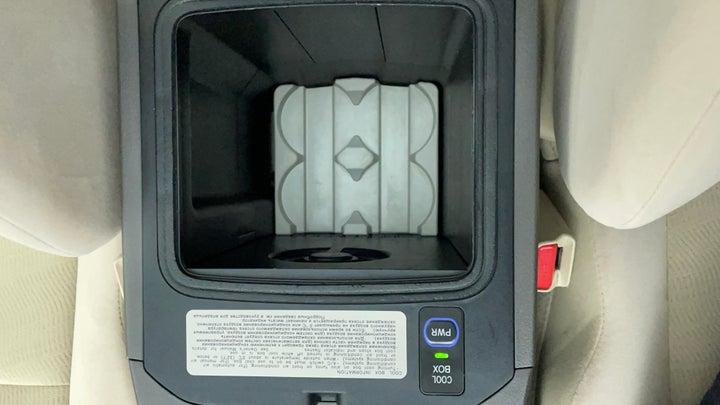 Toyota Land Cruiser Prado-Cooler Box