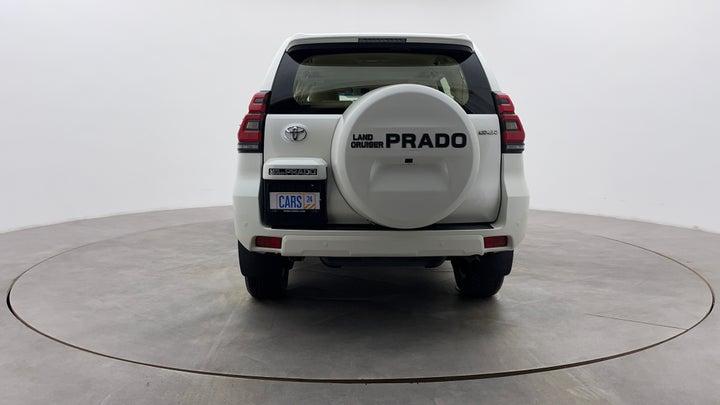 Toyota Land Cruiser Prado-Back/Rear View