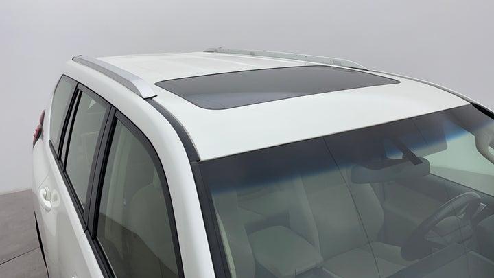 Toyota Land Cruiser Prado-Roof/Sunroof View