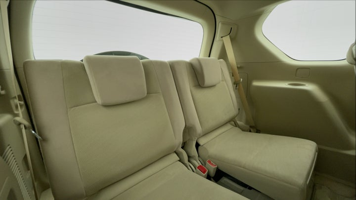 Toyota Land Cruiser Prado-Third Seat Row