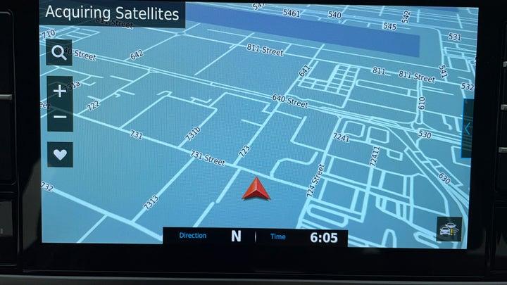 Toyota Land Cruiser Prado-Navigation System