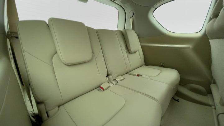 Nissan Patrol-Third Seat Row