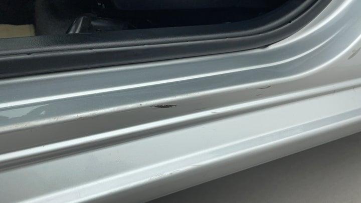Toyota Yaris-Running Board LHS Running Board  Minor Scratches