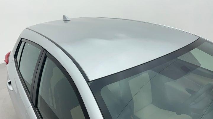 Toyota Yaris-Roof/Sunroof View