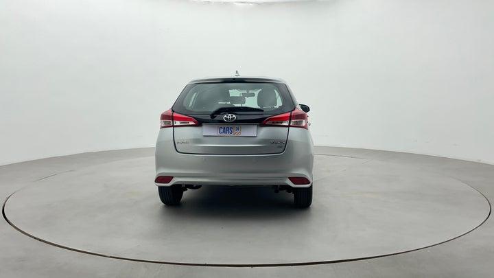 Toyota Yaris-Back/Rear View