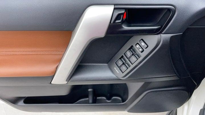 Toyota Land Cruiser Prado-Driver Side Door Panels Controls