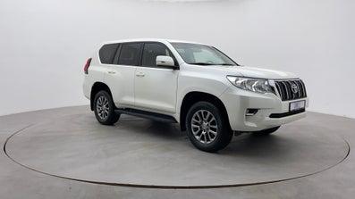 2018 Toyota Land Cruiser Prado VXR
