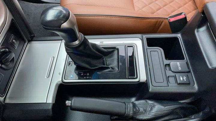 Toyota Land Cruiser Prado-Gear Lever