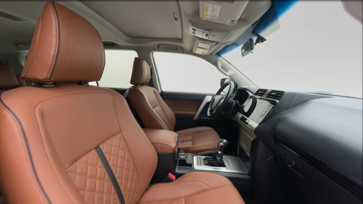 Toyota Land Cruiser Prado-Right Side Front Door Cabin View