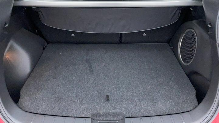 Mitsubishi Eclipse Cross-Boot Inside View